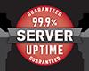 99.996% Uptime Guarantee
